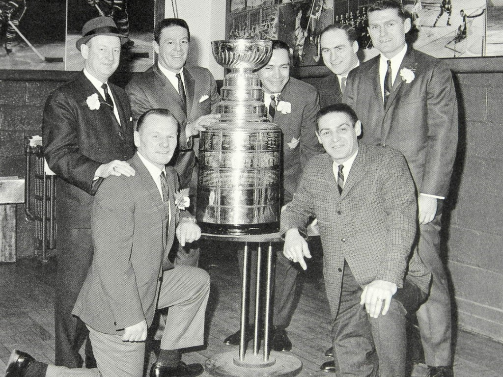 The Last Time They Won The Stanley Cup: Toronto Maple ...
