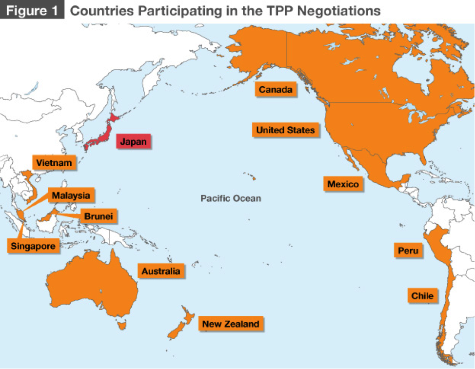 Trans Pacific Partnership Obiter Dicta